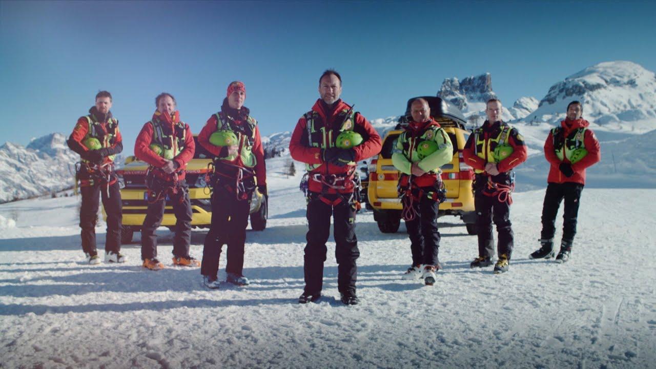 Lo spot del Soccorso Alpino e Speleologico per RAI Comunicazione Sociale