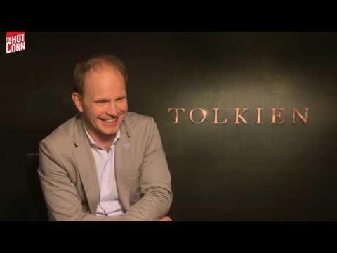 TOLKIEN   Dome Karukoski Interview   HOT CORN