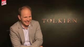 TOLKIEN | Dome Karukoski Interview | HOT CORN