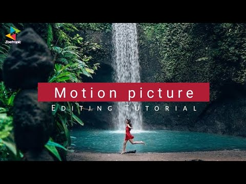 Motion Picture | Editing Tutorial | In Android