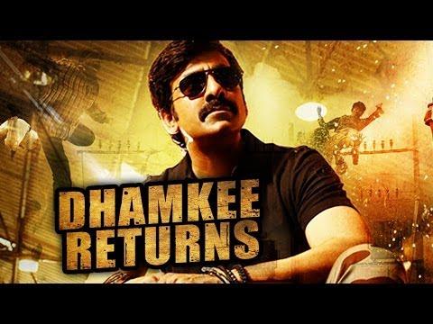 Dhamkee Returns  (2016) Telugu Film Dubbed Into Hindi Full Movie | Ravi Teja, Taapsee Pannu