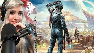STREAM: i wud die 4 parvati | THE OUTER WORLDS EARLY GAME FUN TIMES!