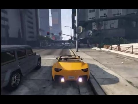 In my Foreign-GTA V