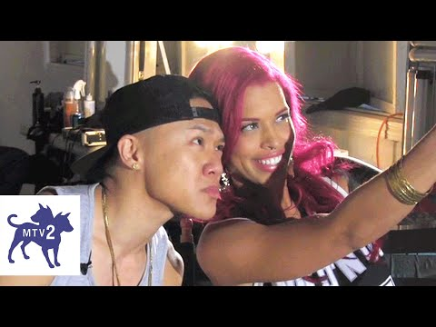 Wild 'N Out | Timothy DeLaGhetto Interviews Charlie Pearl | #WNOGirls