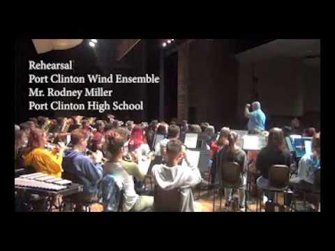 Rodney Miller-Port Clinton High School-Port Clinton, Ohio- Video 3- GRAMMY Music Educator Award,2020