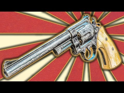 Fallout 4 - Western Revolver - Rare Nuka World Weapon Guide