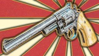 Fallout 4 - Western Revolver - Rare Nuka World Weapon Guide