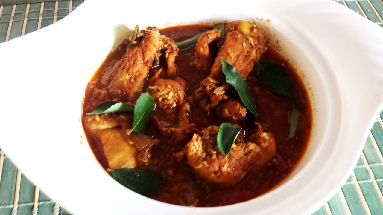 Easy curry chicken recipes indian
