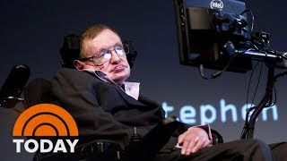 Stephen Hawking Dies At 76, The Physicist Who Wrote 'A Brief History Of Time\' | TODAY