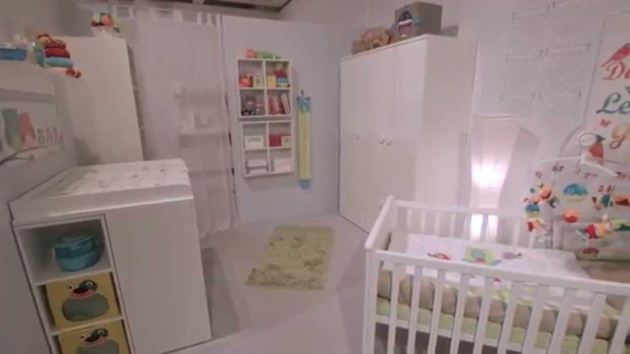 trends babyzimmer cambino von roba youtube. Black Bedroom Furniture Sets. Home Design Ideas