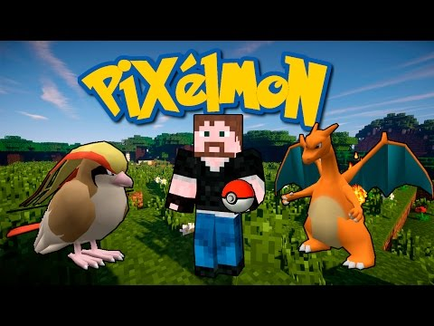 Pixelmon сборка Minecraft 1.7.10 by SaNeR [24 мода]