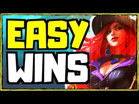 [10.10] Play THIS Miss Fortune Build For EASY Wins | League Of Legends (Season 10)