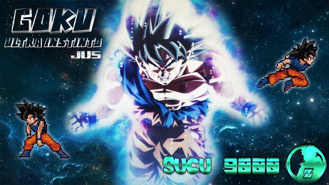 Ultra Instinct Goku | JUS | Char para Mugen
