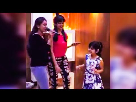 ARCHITA SAHU SINGING MERE RASHKE QAMAR WITH HER SISTERS