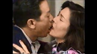 懐かしい映像 昼ドラで激しいキスシーン 真野裕子 動画 15