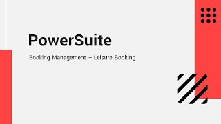 PowerSuite Booking - Quotation, Itinerary & Customer Payment Plan