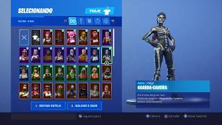 MY FORTNITE ACCOUNT WITH 85 SKINS (460 + Wins)