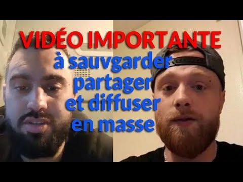 IMPORTANT - Gilets jaunes - Qui protège Eric Drouet et Maxime Nicolle