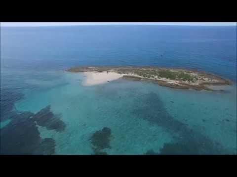 Pelican Point East Grand Bahamas dji phantom 3 pro 4K