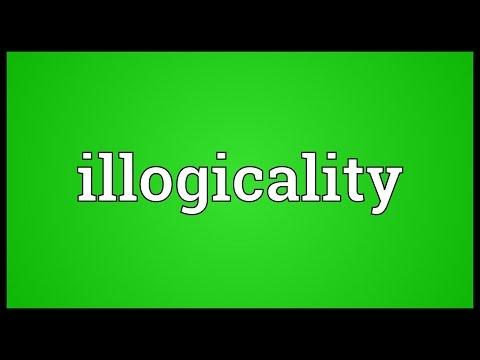 Header of illogicality