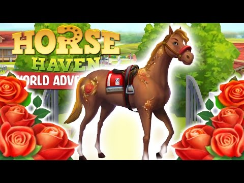 The Red Rose Kentucky Derby Event!! • Horse Haven: World Adventures - Red Rose Derby Event!!