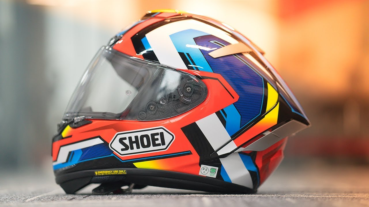 073b6ed8320 UNBOXING & REVIEW - ₹75,000 Shoei X-14 Brink Helmet - YouTube