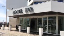 Hotel Review: Hotel Eva, Faro, Algarve, Portugal - March 2016