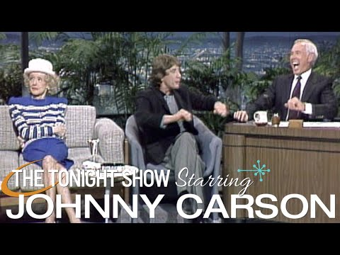 Martin Short Impersonates Bette Davis and She's Not a Fan – Carson Tonight Show