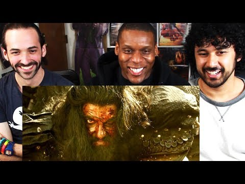 PADMAVATI Ranveer Singh | Shahid Kapoor | Deepika Padukone | Trailer Reaction w/ Greg, John & Chris!