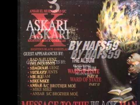 Askari X   Ward Of The State Pt 2