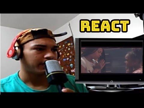REACT Gaab - Positividade (Video Clipe)