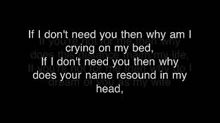 Daniel Bedingfield   If You're Not The One HQ with Lyrics