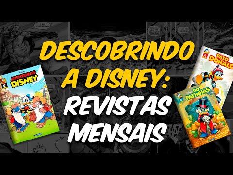 Madame Min - Casa nova, quadrinhos Disney from YouTube · Duration:  3 minutes 41 seconds