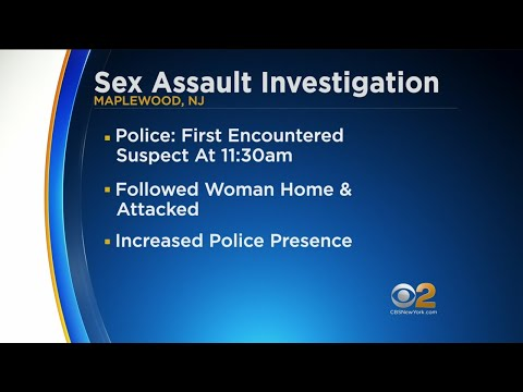 Police Investigating Sexual Assault In Maplewood