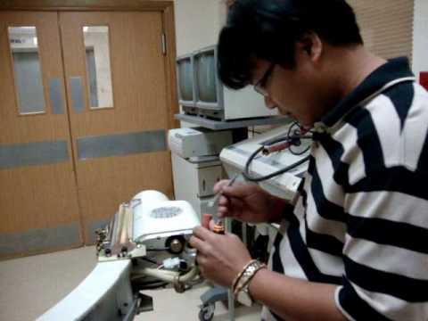C-Arm x-ray repair.wmv