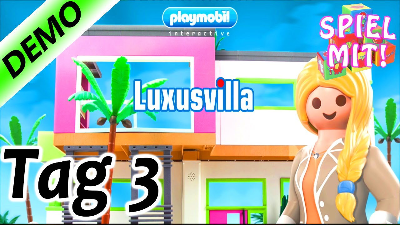 Playmobil Luxusvilla Spiel Fr IOS Android