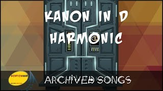 Canon in D Harmonic Minor
