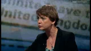 Yvette Cooper on immigration and Ed Miliband