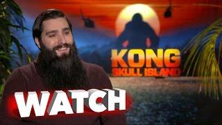 Kong Skull Island: Jordan Vogt-Roberts Exclusive Movie Interview