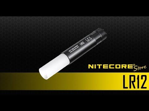 NiteCore Φακός Μπαταρίας Led 1000lm LR12