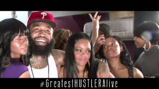 Tone Trump - Greatest Hustler Alive Vlog 1 [Dir By] Taya Simmons