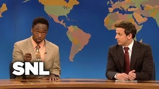 Weekend Update: Stephen A. Smith on the Miami Heat - Saturday Night Live