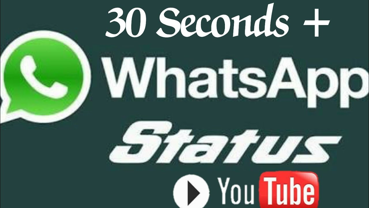 How to upload whatsapp status video more than 30 seconds youtube how to upload whatsapp status video more than 30 seconds youtube ccuart Gallery