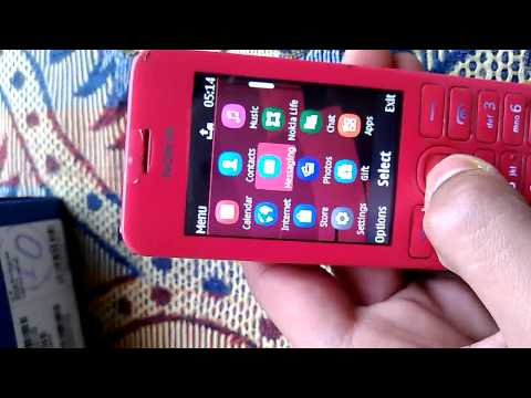 Nokia asha 206 full review