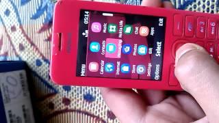 Nokia asha 206 full review