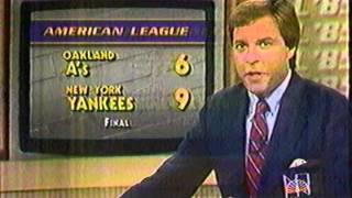 1985 NBC Sports NFL Break with Bob Costas