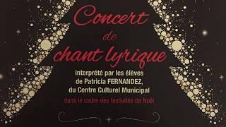 Lascia ch'io pianga  -  Concert Notre Dame du Liban 2018
