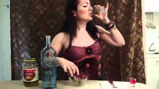 HOW TO: DRINK VODKA LIKE A RUSSIAN(Hello guys, now you can see how we Russians drink vodka :) Please, comment & subscribe, THAN YOU., 2010-09-01T21:25:00.000Z)