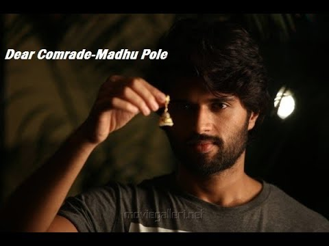 dear-comrade--madhu-pole-peytha-mazhaye-video-song