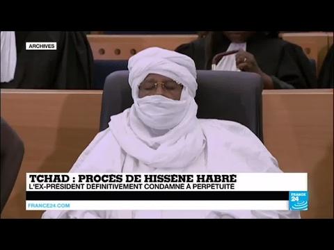 Hissène Habré définitivement condamné à perpétuité : Un procès qui marque l